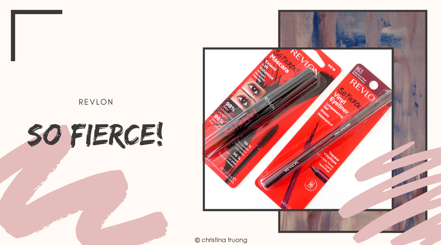 Revlon So Fierce Collection Review