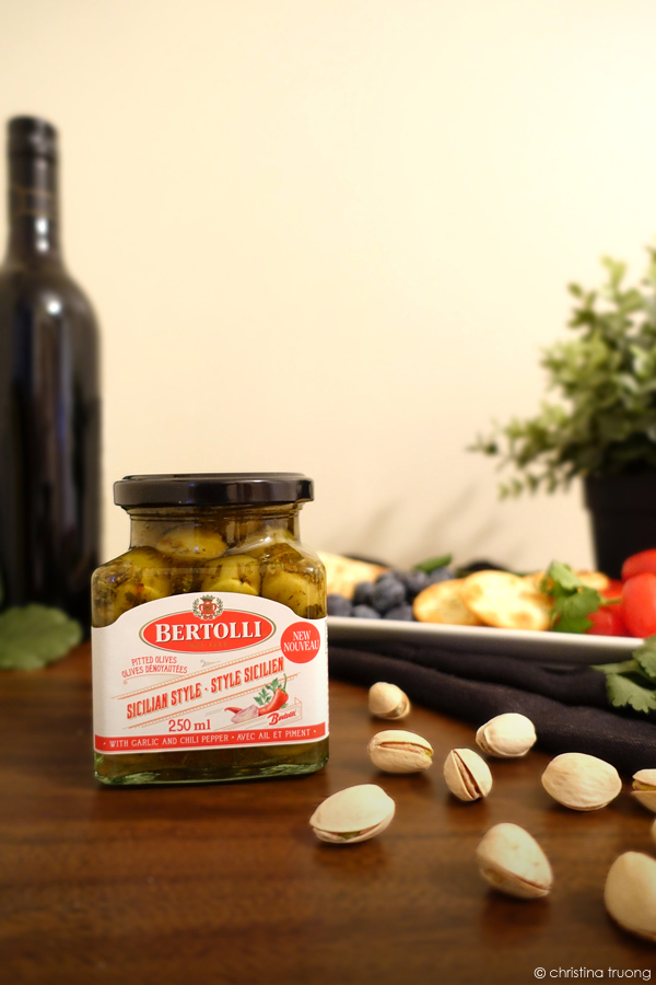 Bertolli Olives Sicilian Style with Garlic and Chili Pepper Recipe Ideas