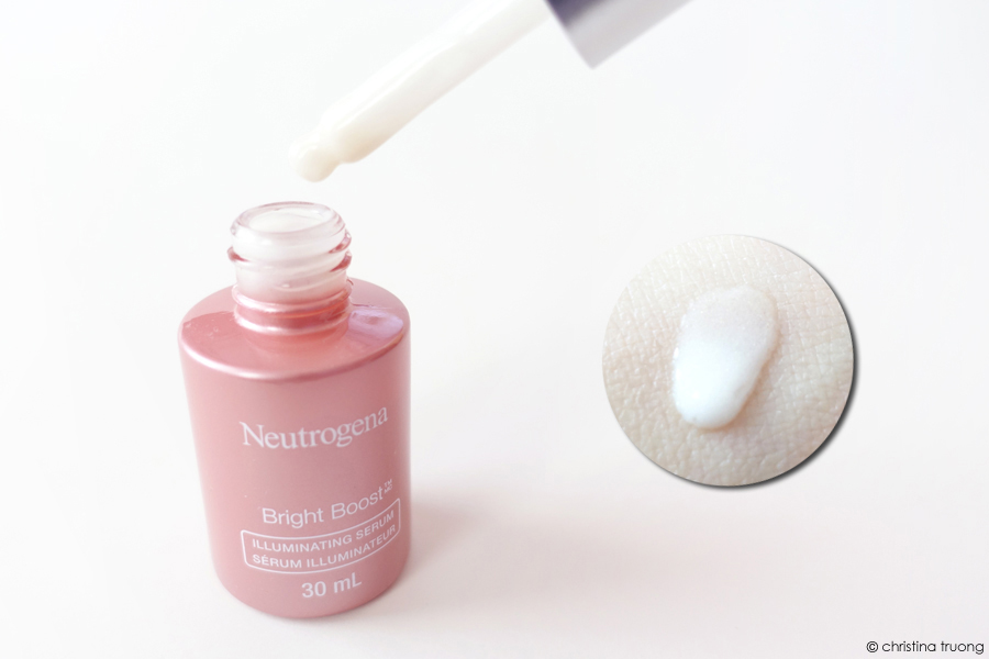 Neutrogena Bright Boost Illuminating Serum Review