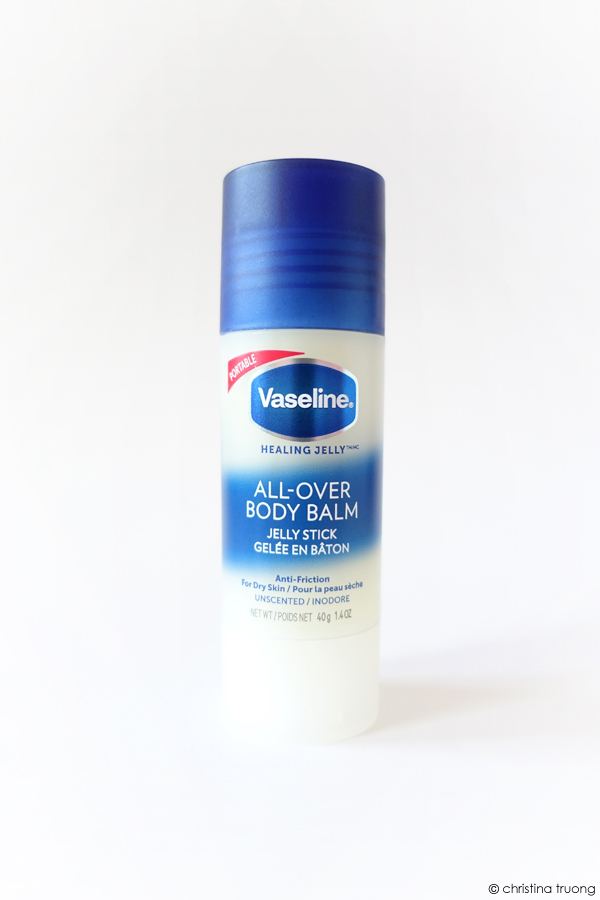 Vaseline All-Over Body Balm Jelly Stick Review