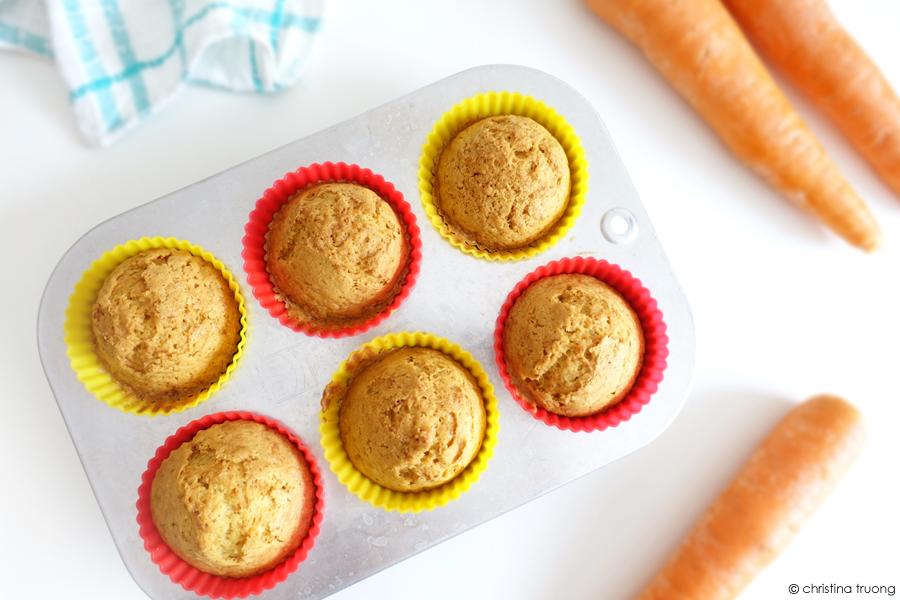 Carrot Cake Muffin Recipe