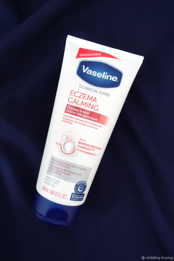 Vaseline Clinical Care Eczema Calming Therapy Cream Review