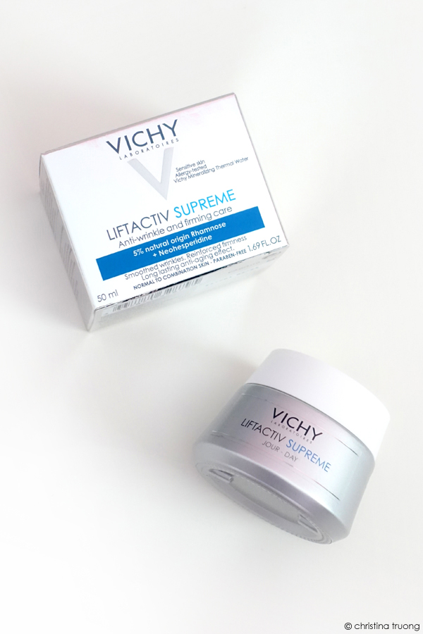 Vichy Liftactiv Supreme Anti-Wrinkle and Firming Care Day Cream Review