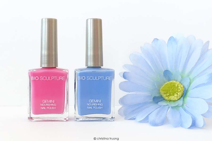 Bio Sculpture Gemini Nourishing Nail Polish Spring Trends 197 Bohemian Beauty 2027 Perfect Pink