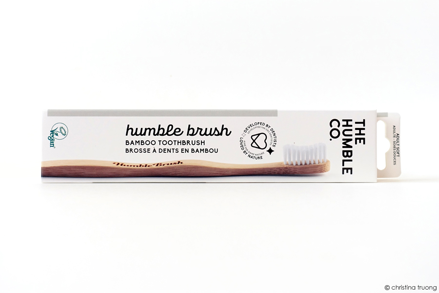 The Humble Co Humble Brush Bamboo Toothbrush Adult Soft