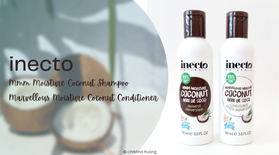 Inecto Naturals Coconut Shampoo Conditioner Review