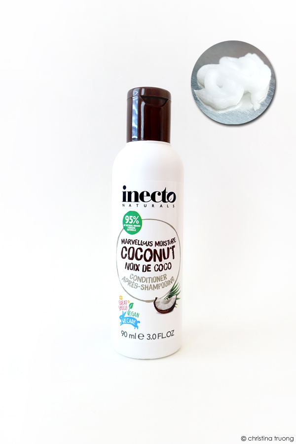 Inecto Naturals Marvellous Moisture Coconut Conditioner Review