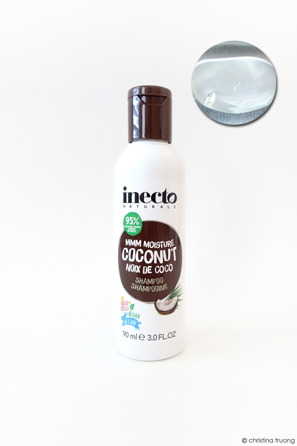 Inecto Naturals Mmm Moisture Coconut Shampoo Review