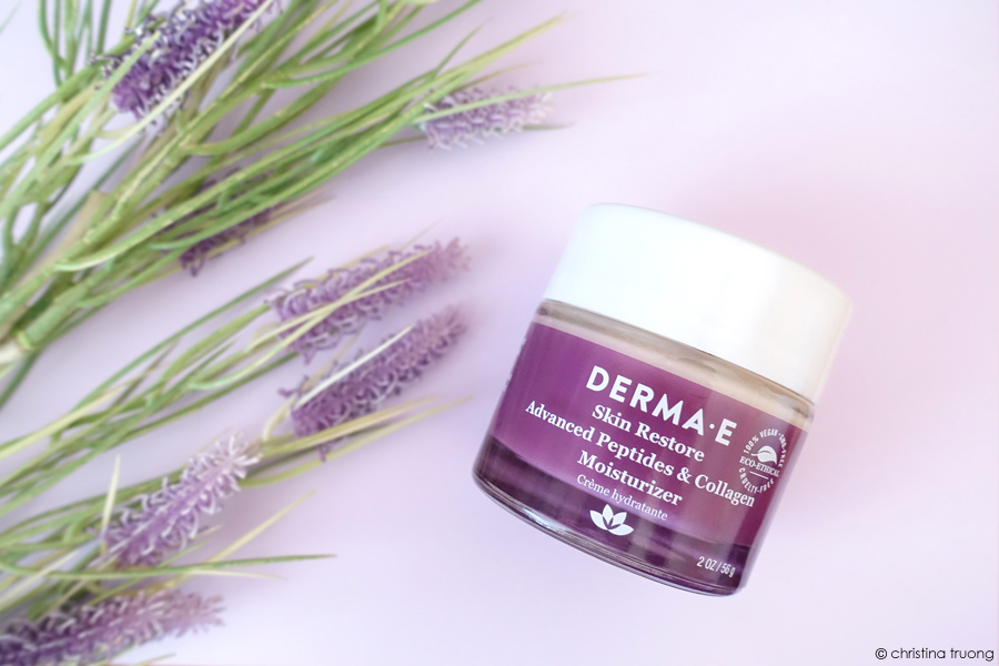 DERMA E Skin Restore Advanced Peptides and Collagen Moisturizer Review
