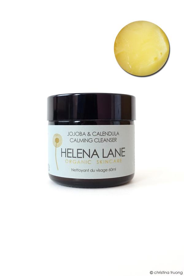 Helena Lane Organic Skincare Jojoba and Calendula Calming Cleanser Review