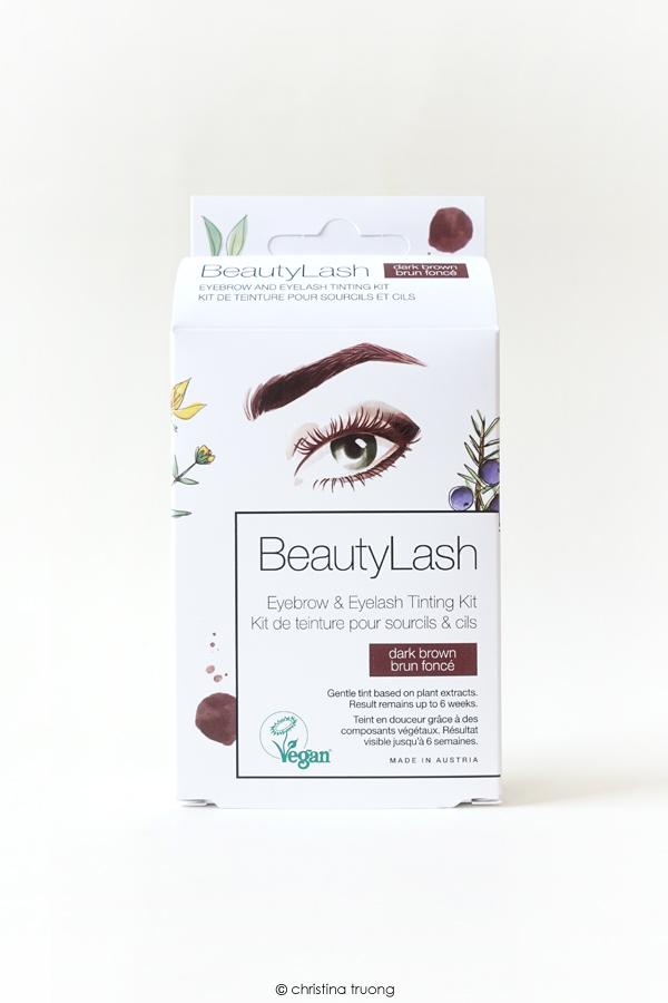BeautyLash Eyebrow Eyelash Tinting Kit Dark Brown Review